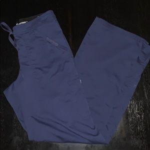 Grey's Anatomy scrub pants, XS